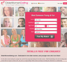 Dating site + 50 older